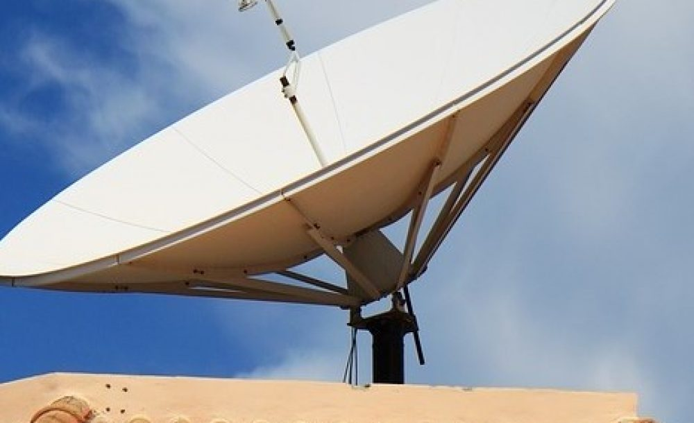 cos'è un'antenna satellitare interna